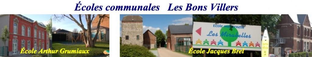 Ecoles communales Les Bons Villers